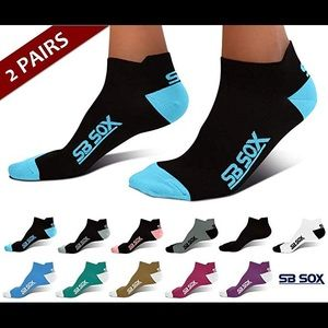 SB SOX Ultralite Compression Socks (2 Pairs)